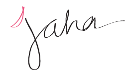 Jaha Knight Signature