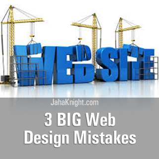 3-big-web-design-mistakes