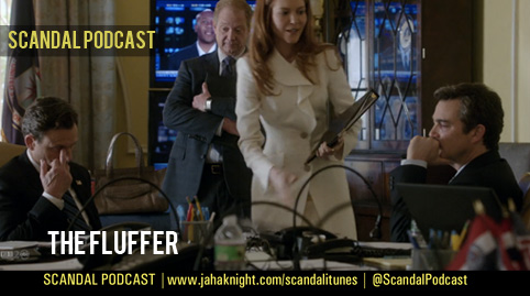 Scandal, The Fluffer Season 3, Episode 16