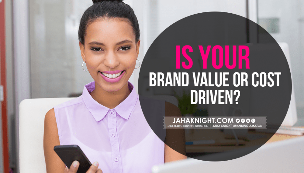 Value Cost Brand
